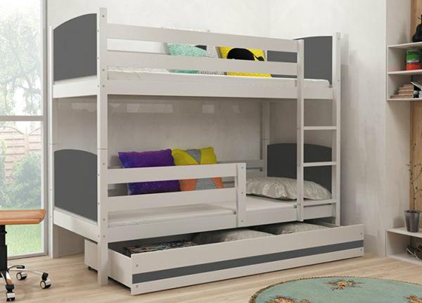 Двухъярусная кровать 80x160 cm TF-126696