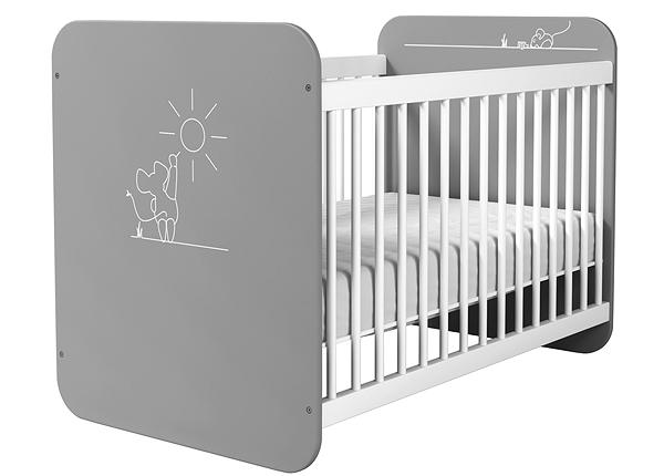 Детская кроватка Souris 60x120 cm CM-126891