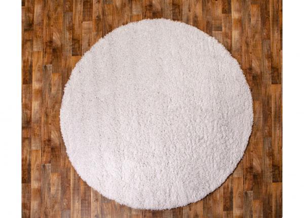 Длинношёрстый ковёр Ø140 cm AA-127042