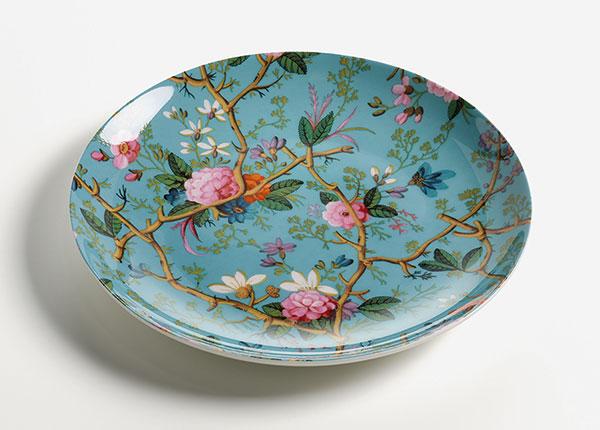 Тарелка Victorian garden Ø 20 cm AS-127055