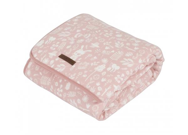 Большое одеяло Adventure Pink 110x140 cm LC-127322