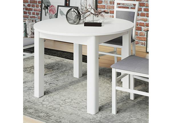 Удлиняющийся обеденный стол 110x110-160 cm TF-127409