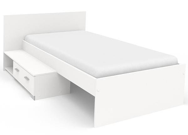 Кровать с ящиком Galaxy 90x200 cm MA-127545
