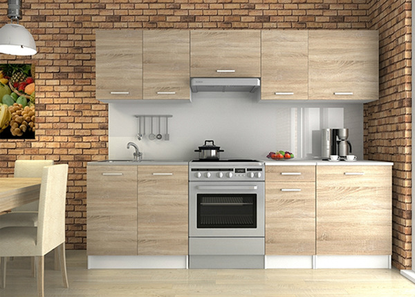 Кухня Luisa 240 cm TF-127579