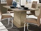 Удлиняющийся обеденный стол 160-200x90 cm TF-127978