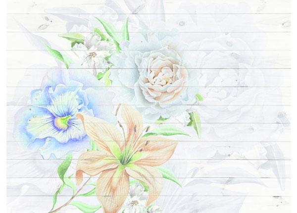 Флизелиновые фотообои Flowers 360x270 cm ED-128180