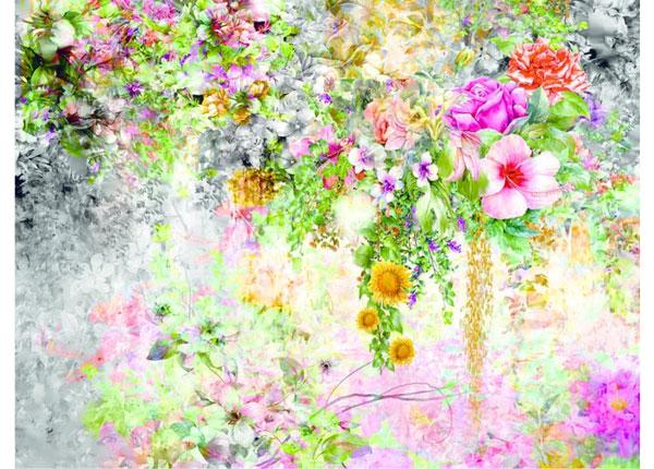 Флизелиновые фотообои Flowers 1, 360x270 cm ED-128181