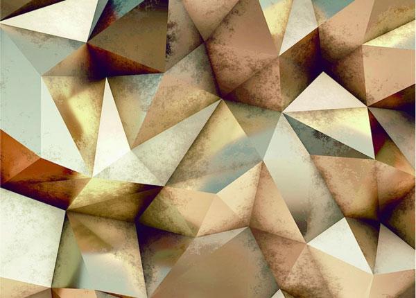 Флизелиновые фотообои Bronze 360x270 cm ED-128204
