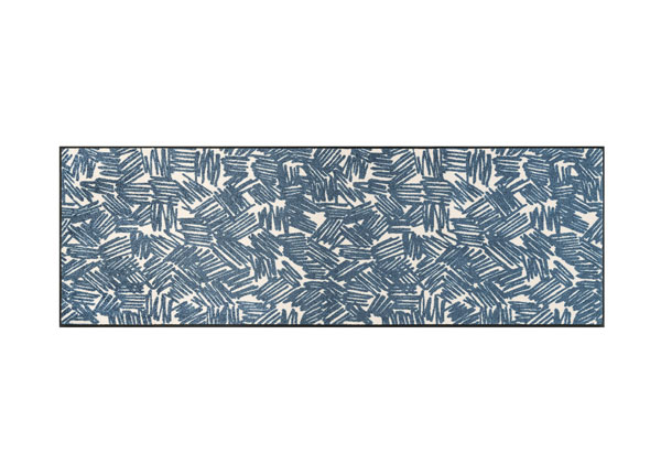 Ковер Urban Lines blue 60x180 cm A5-128254