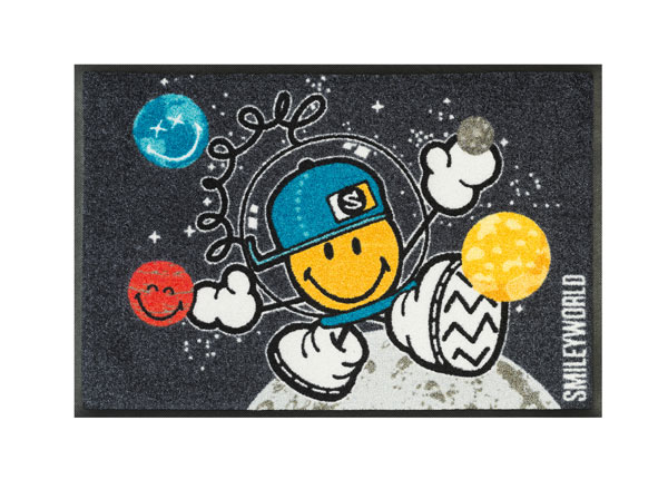 Ковер Smiley Space Explorer 50x75 cm A5-128287