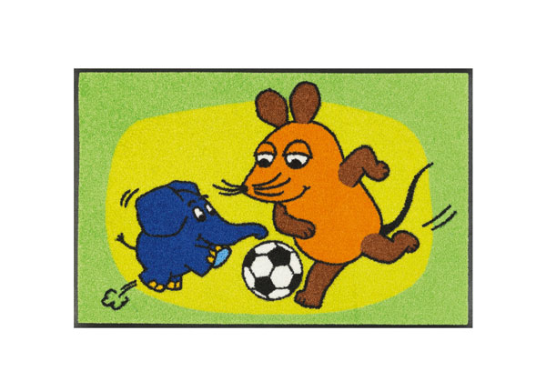 Ковер Kampf um den Ball 50x75 cm A5-128316