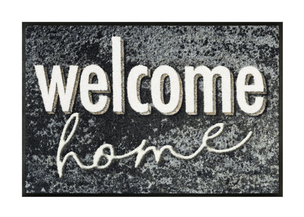 Ковёр Welcome Granite 50x75 cm A5-128330