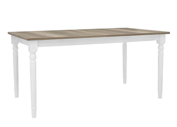 Удлиняющийся обеденный стол 90x160-200 cm TF-128427