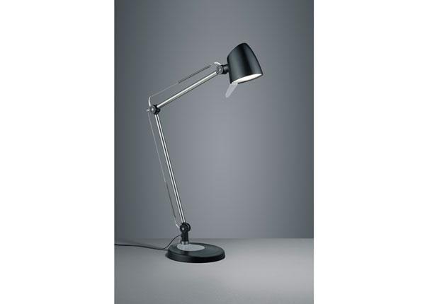 Настольная лампа Rado, черная EW-128603