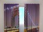 Полузатемняющая штора G.Washington bridge 240x220 cm ED-128615