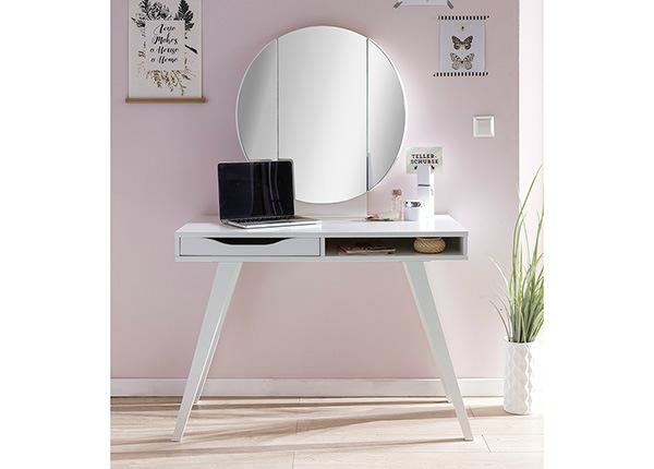Туалетный столик с зеркалом Dressertable SM-128621