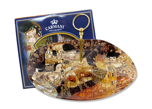 Серверовочное блюдо G.Klimt MO-128726