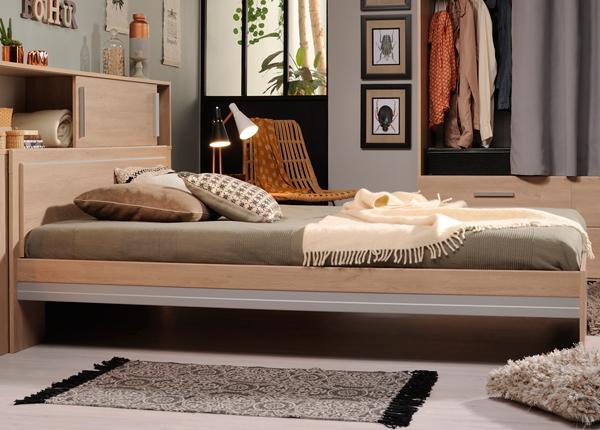 Кровать Ekko 160x200 cm MA-128754