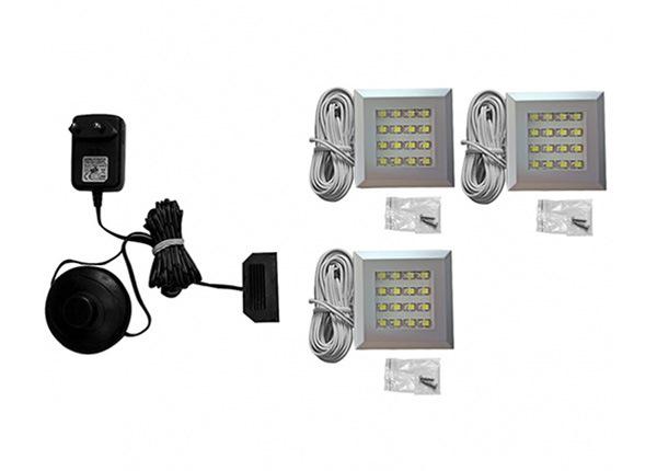 LED освещение 3 шт TF-128843