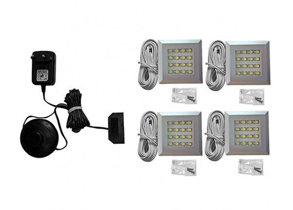 LED освещение 4 шт TF-128846