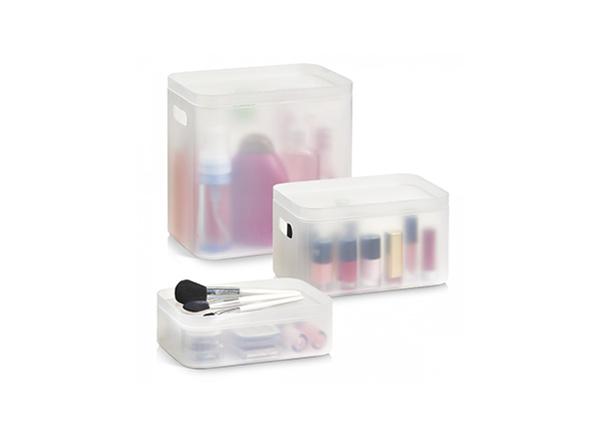 Комплект шкатулок для косметических принадлежностей GB-129062