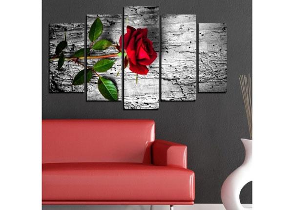 Картина из 5-частей Romantic 100x60 cm ED-129154