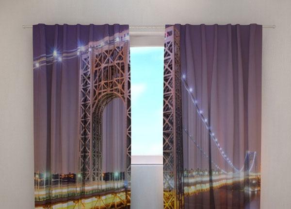 Полузатемняющая штора G.Washington bridge 220x240 cm ON-129272