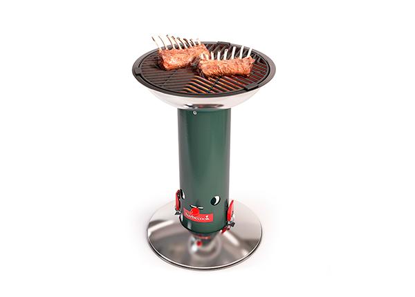 Угольный гриль Barbecook Largo Green TE-129855
