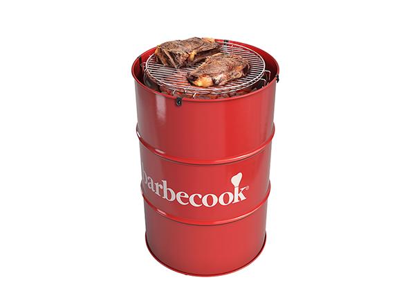 Угольный гриль Barbecook Edson Red TE-129858