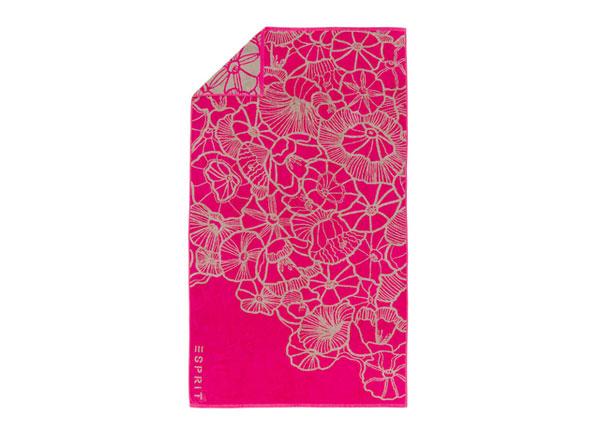 Полотенце Esprit Mayla Pink 100x180 cm AÄ-129866