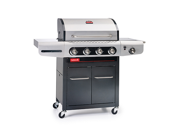 Газовая гриль Barbecook Siesta 412 TE-129878