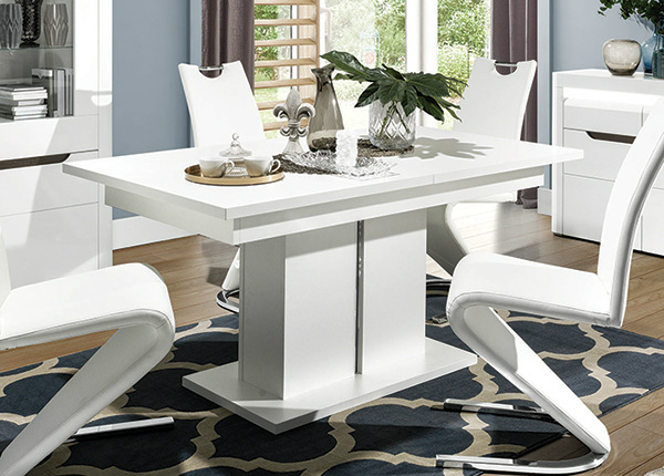 Удлиняющийся обеденный стол 160x200x90 cm TF-129977