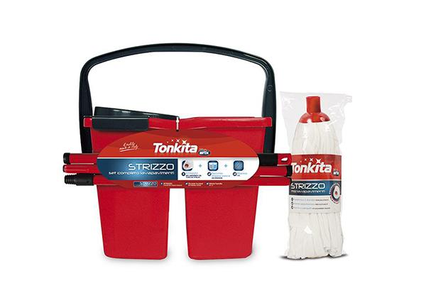 Комплект для мытья полов Tonkita Strizzo R2-129982
