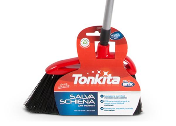 Щетка для уборки террасы Tonkita Salva R2-129983