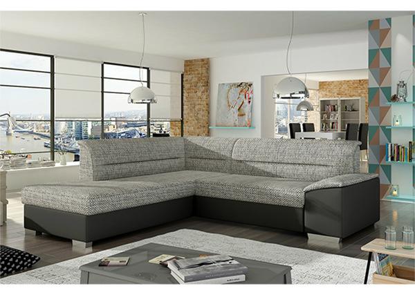 Угловой диван-кровать с ящиком TF-129986