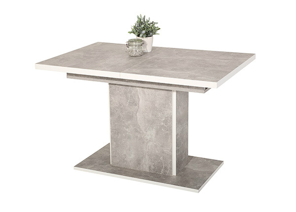 Удлиняющийся обеденный стол Alice 80x120-160 cm SM-130104