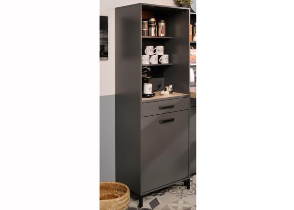 Высокий кухонный шкаф Moove MA-130274