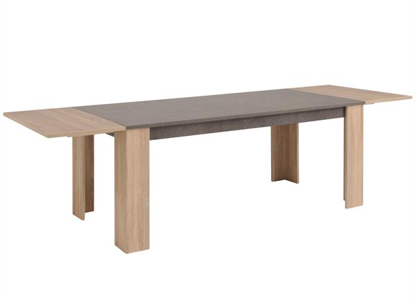 Удлиняющийся обеденный стол Fumay 180-270x88 cm MA-130279