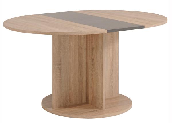 Удлиняющийся обеденный стол Fumay 109-145x109 cm MA-130280