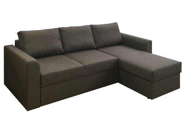 Угловой диван-кровать с ящиком Stockholm ON-130352