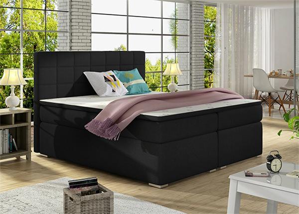 Континентальная кровать с ящиком 160x200 cm TF-130545