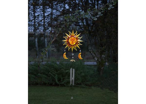 Воздушные колокольчики с солнечной панелью AA-130569