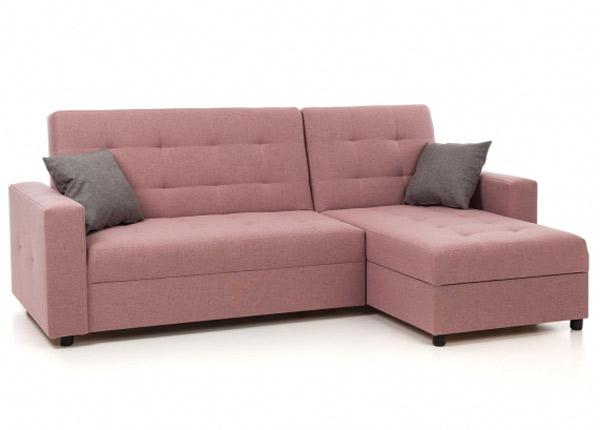 Угловой диван-кровать с ящиком Denver VR-130715