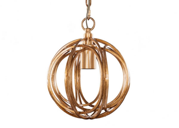 Подвесной светильник Gold Ø23 cm A5-130773