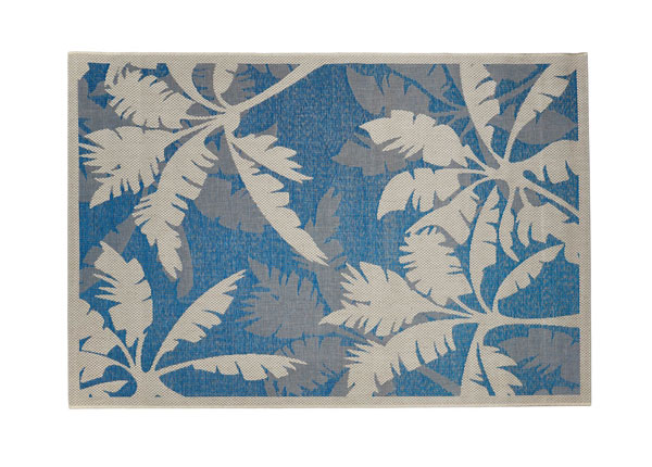 Ковер Palms Blue 135x190 cm A5-130778