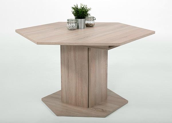 Удлиняющийся обеденный стол Martina 121-161x121 cm SM-130830