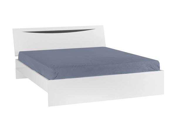 Кровать Letty white 160x200 cm MA-130912
