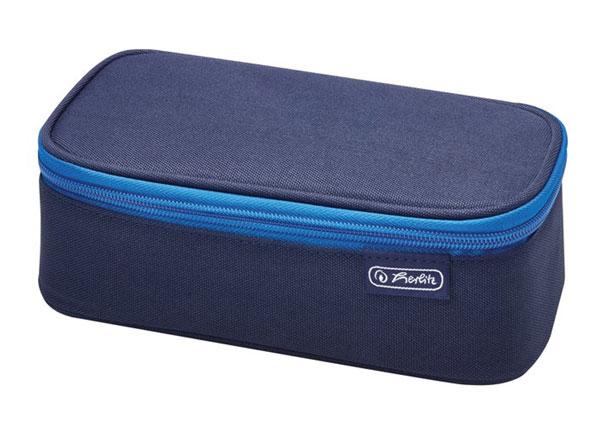 Пенал Herlitz Be Bag Beat Box - Blue BB-130944