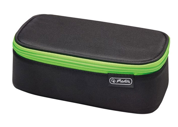 Пенал Herlitz Be Bag Beat Box - чёрный BB-130959
