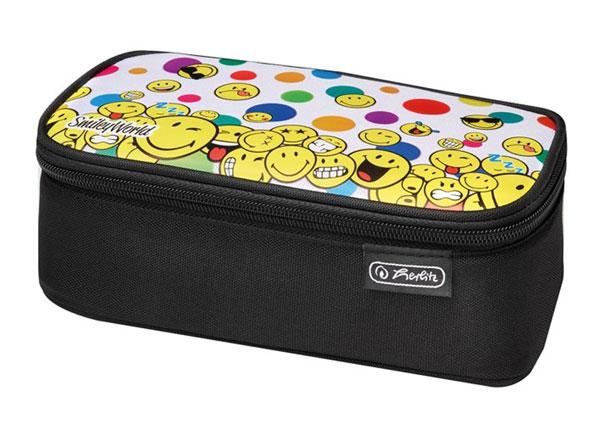 Пенал Herlitz Be Bag Beat Box - Smileyworld Rainbow BB-130961